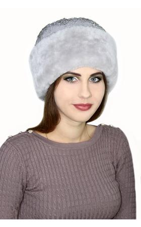"""Кубанка """"Досифея"""" зимняя, теплая, стильная, легкая, удобная, для женщин"""