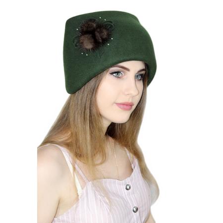 Формованные шапки
