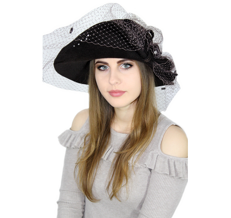 """Шляпа """"Изящность"""""""