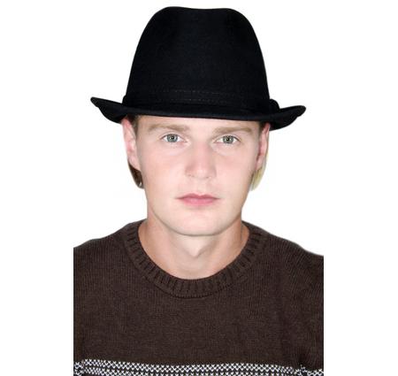 """Шляпа """"Капоне"""""""