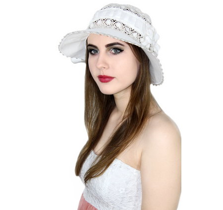 """Шляпка """"Памела"""""""
