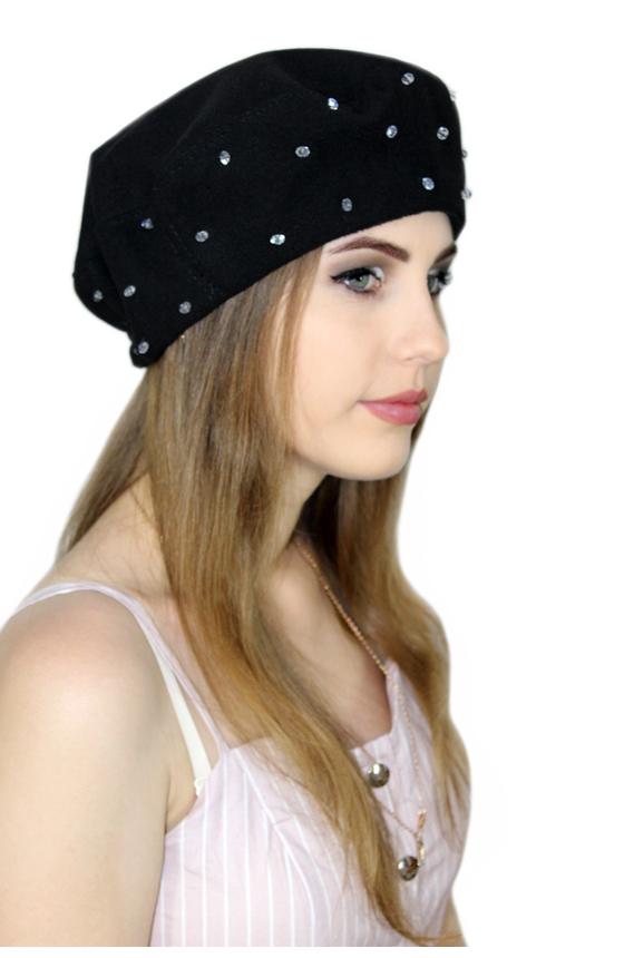 Береты, купить берет, береты женские, вязаный берет, шапка ...
