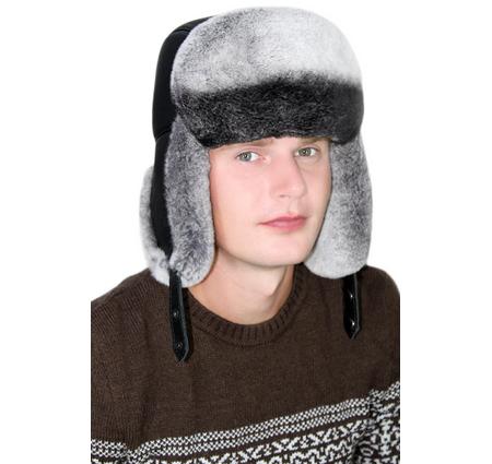 "Шапка-ушанка ""Вячеслав"""